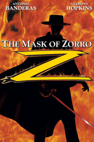 movie poster for The Mask Of Zorro