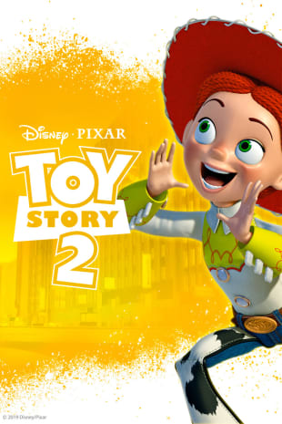 movie poster for Toy Story 2