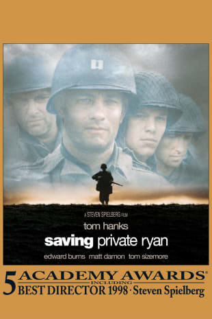 movie poster for Saving Private Ryan