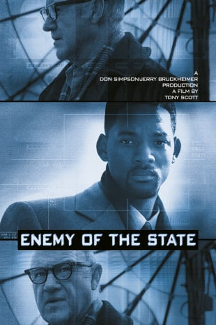movie poster for Enemy Of The State