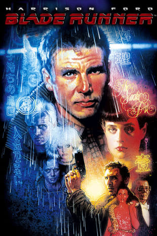 movie poster for Blade Runner (1982)
