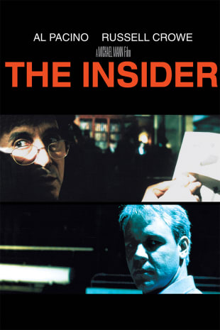 movie poster for The Insider