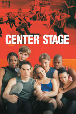 movie poster for Center Stage (2000)