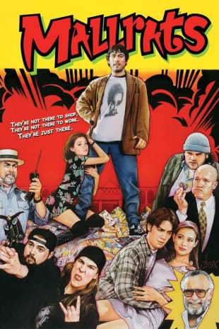 movie poster for Mallrats