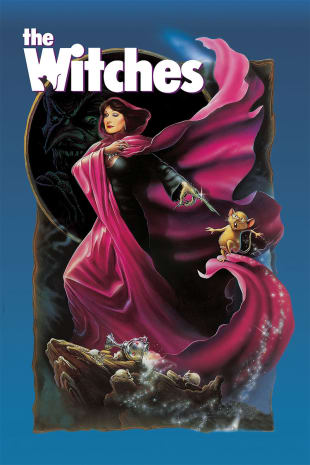 movie poster for The Witches (1990)