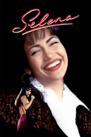movie poster for Selena