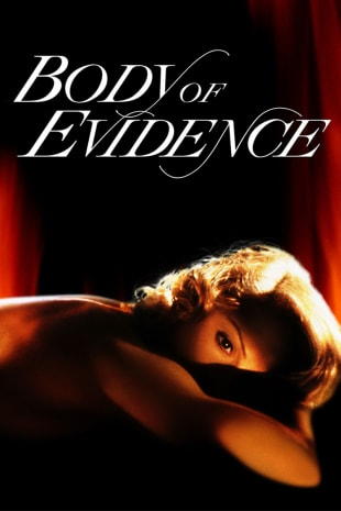 movie poster for Body Of Evidence