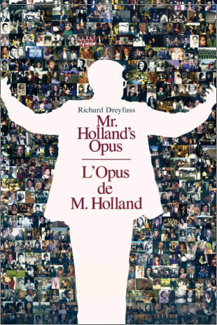 movie poster for Mr. Holland's Opus