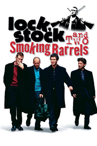 movie poster for Lock, Stock And Two Smoking Barrels