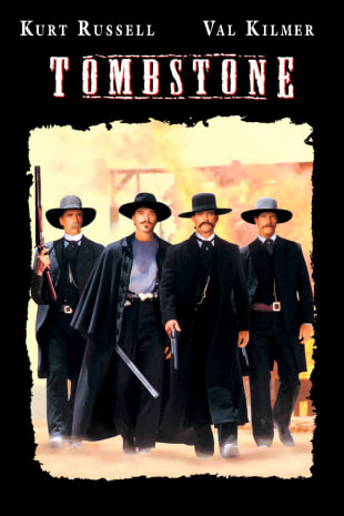 movie poster for Tombstone