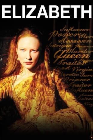 movie poster for Elizabeth