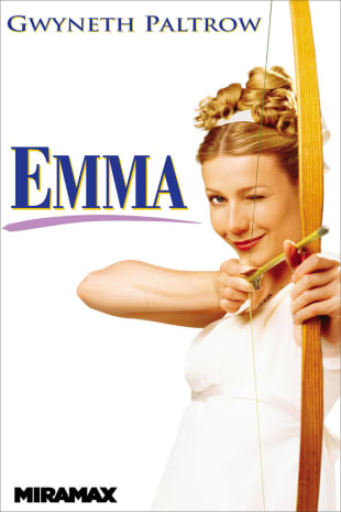 movie poster for Emma (1996)