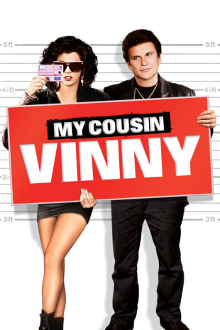 movie poster for My Cousin Vinny