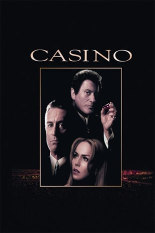 movie poster for Casino