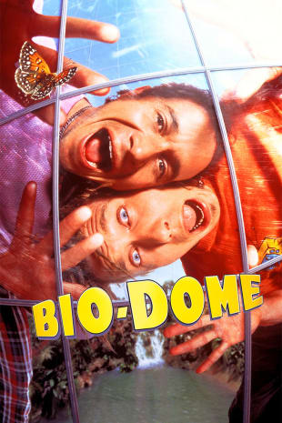movie poster for Bio-Dome!