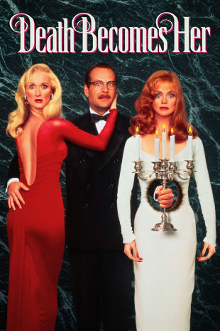 movie poster for Death Becomes Her