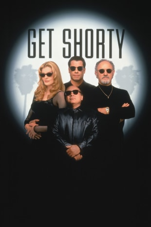 movie poster for Get Shorty