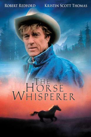 movie poster for The Horse Whisperer