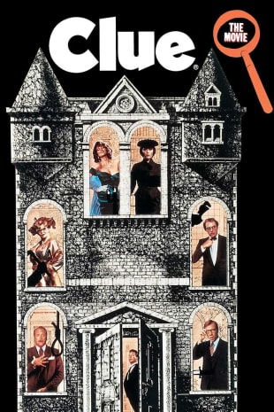 movie poster for Clue (1985)
