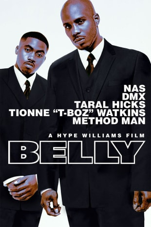 movie poster for Belly