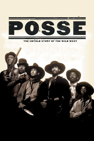 movie poster for Posse