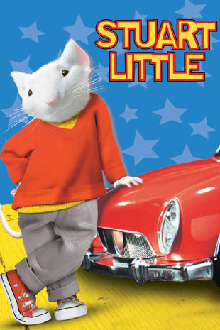 movie poster for Stuart Little