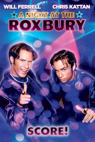 movie poster for A Night At The Roxbury
