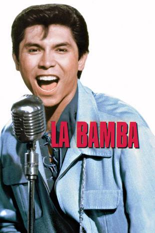 movie poster for La Bamba