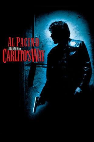 movie poster for Carlito's Way