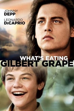 movie poster for What's Eating Gilbert Grape?