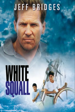 movie poster for White Squall