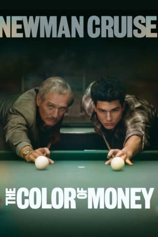 movie poster for The Color of Money