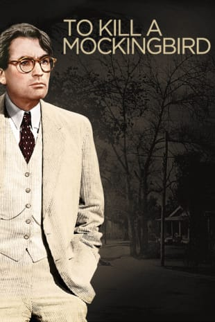 movie poster for To Kill A Mockingbird (1962)