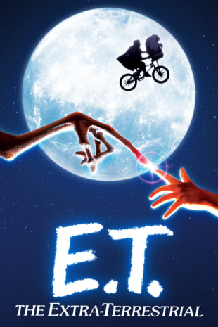 movie poster for E.T. The Extra-Terrestrial (1982)