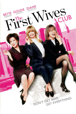 movie poster for First Wives Club