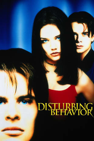 movie poster for Disturbing Behavior