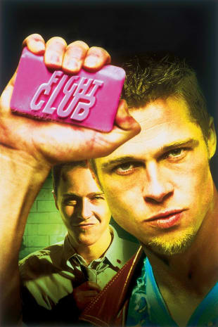 movie poster for Fight Club (1999)