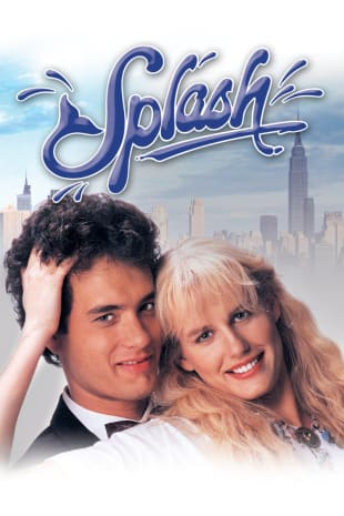 movie poster for Splash