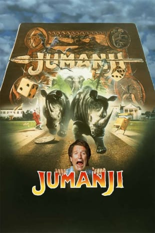 movie poster for Jumanji (1995)