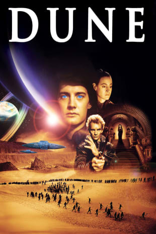 movie poster for Dune (1984)
