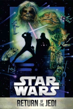 movie poster for Star Wars: Episode VI - Return Of The Jedi