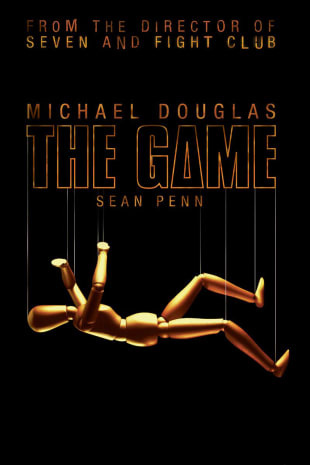 movie poster for The Game (1997)