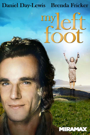 movie poster for My Left Foot