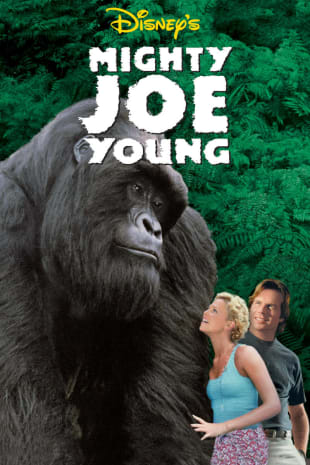 movie poster for Mighty Joe Young (1998)