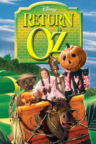 movie poster for Return To Oz