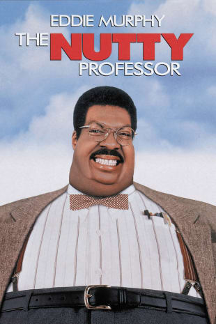 movie poster for The Nutty Professor