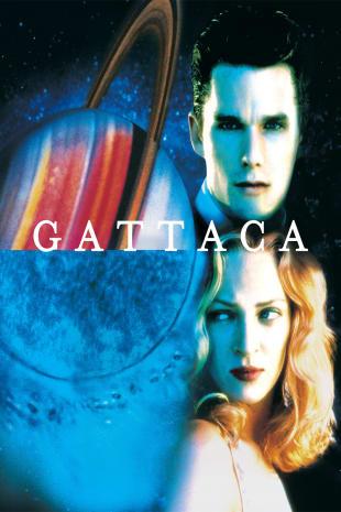 movie poster for Gattaca