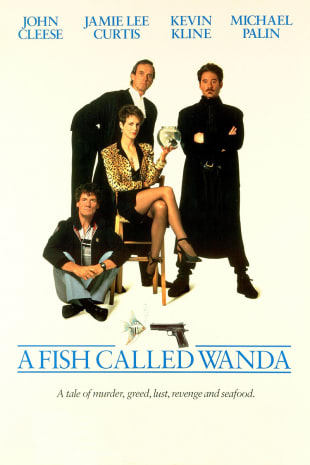 movie poster for A Fish Called Wanda