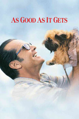 movie poster for As Good As It Gets