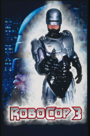 movie poster for RoboCop 3